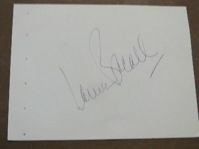 AUTOGRAPHS -  VINTAGE HOLLYWOOD MOVIE STARS & CELEBRTIES Mostly 1940s