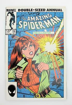 Amazing Spider-Man King-Size Annual #19 (NM-) 9.2,
