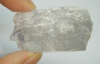 205 Carat Spodumene (Kunzite, Hiddenite, Triphane) Stone 49x27x16 mm, 41 gram