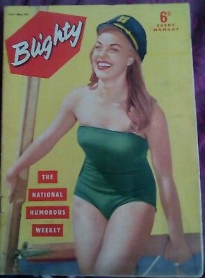 Blighty No. 925 Dated 20 July 1957. Good Condition.