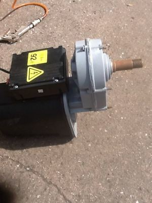 Concrete Mixer Motor Only Replacement