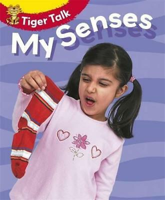 All About Me - My Senses (Tiger Talk) by Leon Read | Paperback Book | 9781445107