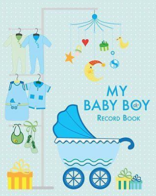 My Baby Boy: Record Book, Star, De-Fabianis 9788854410220 Fast Free Shipping-.