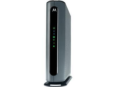 Motorola MG7700 24x8 Cable Modem Plus AC1900 Dual Band Wi-Fi Gigabit Router with