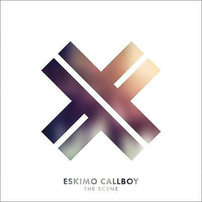 Eskimo Callboy - The Scene Ltd. 200 Copies Clear Vinyl LP+CD NEU/OVP