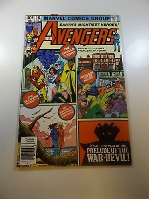 Avengers #197 VF- condition Huge auction going on now!