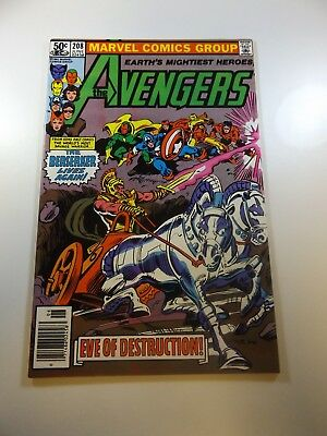 Avengers #208 VF- condition Free shipping on orders over $100.00!