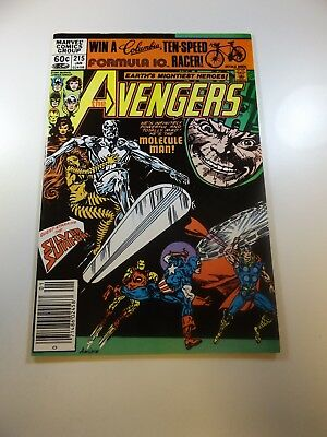 Avengers #215 VF+ condition Free shipping on orders over $100.00!