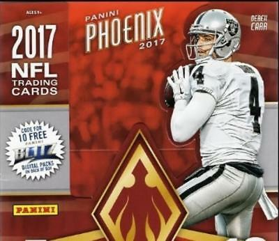 2017 Panini Phoenix Football Insert Cards Pick From List (All Sets Included)