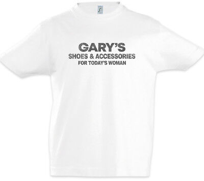 Gary's Shoes & Accessories Kids Boys T-Shirt Married Symbol with Logo Children
