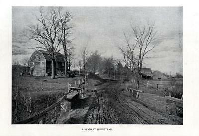1895 NEW BRITAIN CT andrews house HOMESTEADS hart STANLEY smith 15 OLD PHOTOS