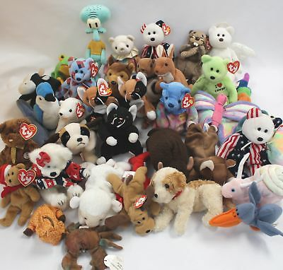 2d1cfd82b20 Large Collection Of TY BEANIE BABIES Current   Retired + McDonalds Beanies  - N10
