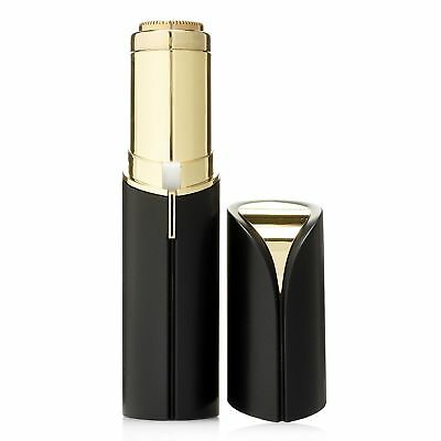 Finishing Touch Flawless Rechargeable Women's Facial Hair Remover 18K Gold Black