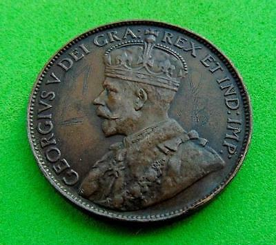 A  LOVELY  1929  PENNY  1  CENT  From  NEWFOUNDLAND ..... LUCIDO_8  COIN