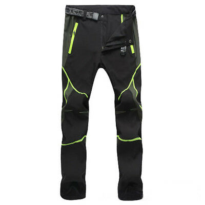 Men Waterproof Outdoor Fishing-Ride Hiking Camping Quick-Dry Pants Trousers 2019