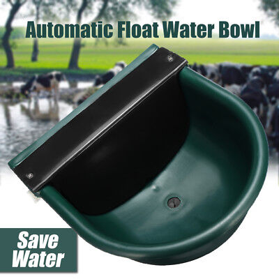 4L Automatic Float Water Bowl Feeder/Drinker Feeding For Horse Cow Sheep Goat