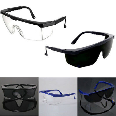 1PC Safety Glasses Spectacles Eye Protection Goggles Eyewear Dental Work Outdoor