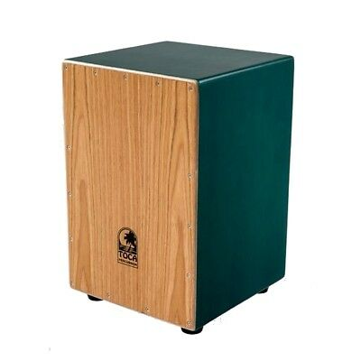 Toca Colorsound Cajon - Green - TFCCJ-GN