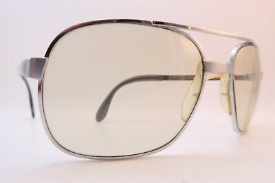 Vintage 70s Rodenstock sunglasses stainless steel Mod RONCO made in Germany