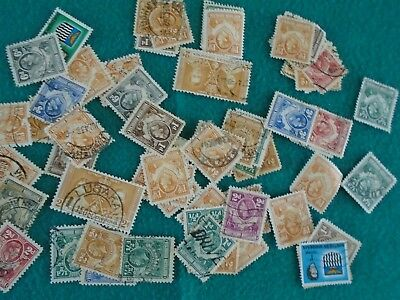 Northern Rhodesia Batch of stamps