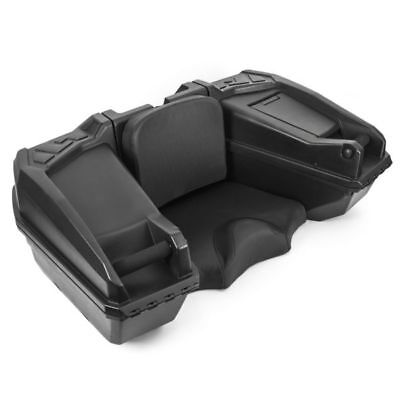 Atv Trunk Seat Box Storage Back Rest Rear Cargo Kimpex Nomad Passenger Classic