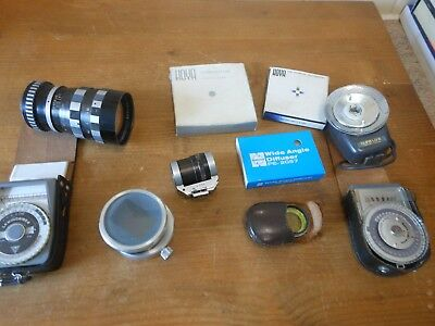 old bits of photography items,,,,,,,95