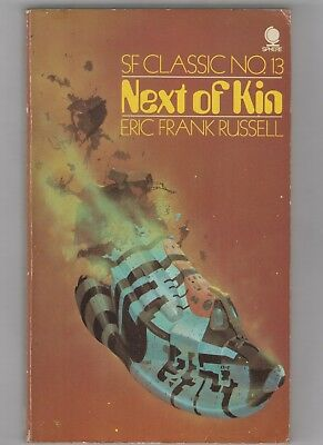 Eric Frank Russell  =  Next Of Kin  =