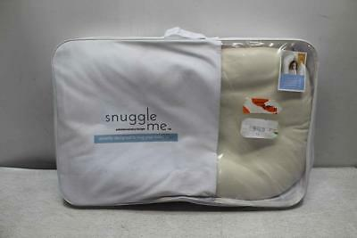 Snuggle Me Organic Lounger For Baby Cream