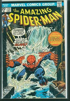 Amazing Spider-Man #151 F/VF