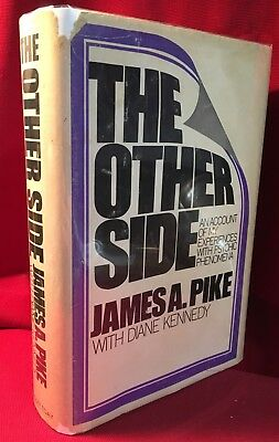 THE OTHER SIDE by James A. Pike SIGNED first edition. Paranormal. Rare inscribed