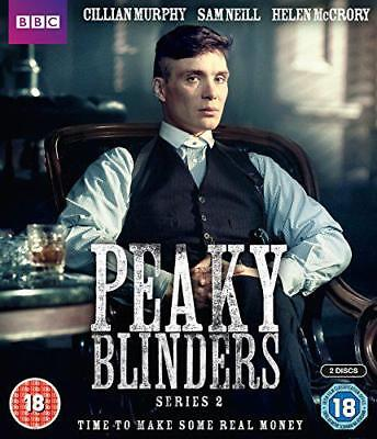 Peaky Blinders - Series 2 [Blu-ray], New, DVD, FREE & FAST Delivery