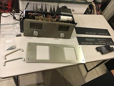 PHASE LINEAR MODEL 400 SERIES TWO II AMPLIFIER for parts or restoration