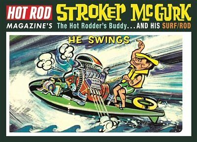 STROKER MCGURK SURF ROD CARICATURE MPC plastic scale model kit #873