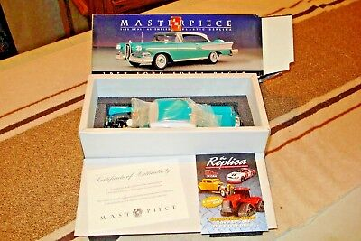 Amt Masterpiece 1958 Ford Edsel Pacer Ltd Edtn Promo Replica (Htf!) Nib