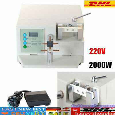 Dental Spot Welder Heat Treatment HL-WD2 Orthodontic Material Industrial Supplie