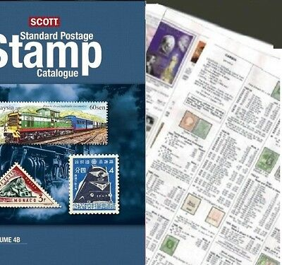 Macao Macau 2019 Scott Catalogue Pages 1-32