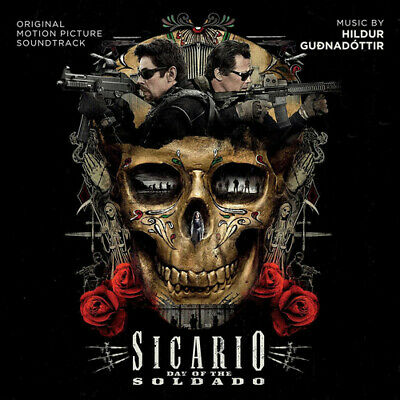 Sicario: Day of the Soldado CD (2018) ***NEW*** FREE Shipping, Save £s