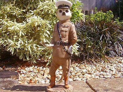 * RARE *magnificent meerkats HAIG MILITARY CA04269 COUNTRY ARTISTS FIGURE