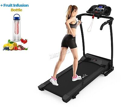 Motorized Electric Folding Treadmill Running Machine Fitness Exercise Gym MT03
