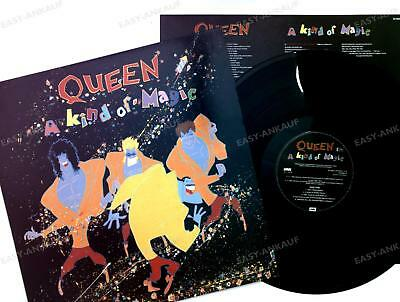 Queen - A Kind Of Magic Europe LP 1986 FOC /3