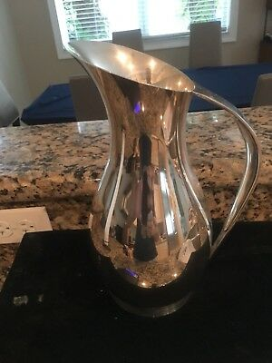 Tiffany Sterling  Water Pitcher  Modern Contemporary