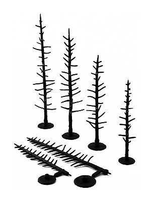 Woodland Scenics TR1125 Tree Armatures- Pine 4 in- 6 in (44)