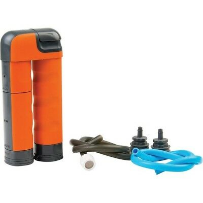 Renovo Water REN-M-09 MUV Backcountry Activated Carbon Water Filtration System