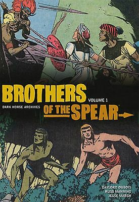 Brothers of the Spear Archives Volume 1 Hardcover Book - Dark Horse - Sealed