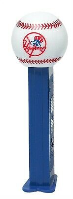 12-Packs Of Mlb Pez Candy Dispenser - Yankees