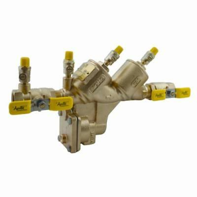 "3/4"" Apollo Reduced Pressure Backflow Preventer 4ALF-214-A2F Bronze  4ALF214A2F"