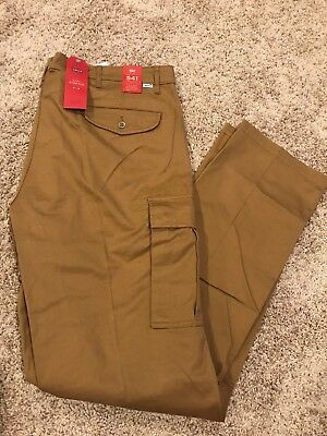 Nwt Mens Levi's 541 Athletic Fit W/stretch Cargo Pants Big&tall Many Sizes Rt$79