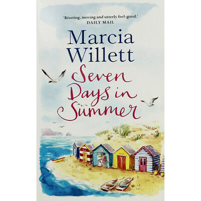 Seven Days in Summer by Marcia Willett (Paperback), Fiction Books, Brand New
