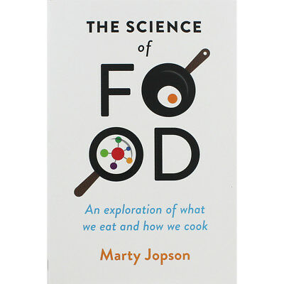 The Science of Food by Marty Jopson (Paperback), Non Fiction Books, Brand New