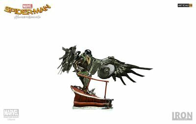 Tenth Scale Statues--Spider-Man: Homecoming - Vulture 1:10 Scale Statue